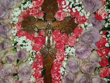 Duminica Sfintei Cruci- Lupta cu Corona Virus