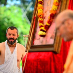 Baladeva Purnima, Diksha Initiations and Installation of Srila Gurudev
