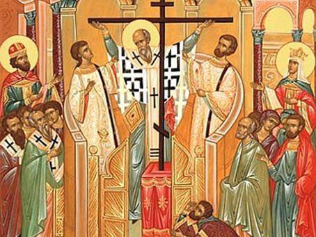 Duminica Dupa Inaltarea Sfintei Cruci-Liturghie Baptismala