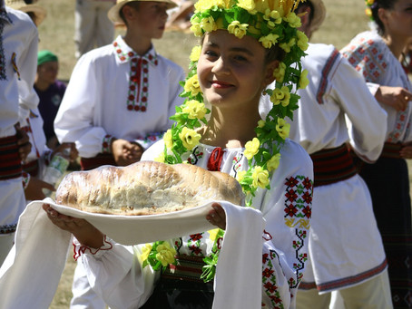 A walk through Moldovan Traditions from a child view