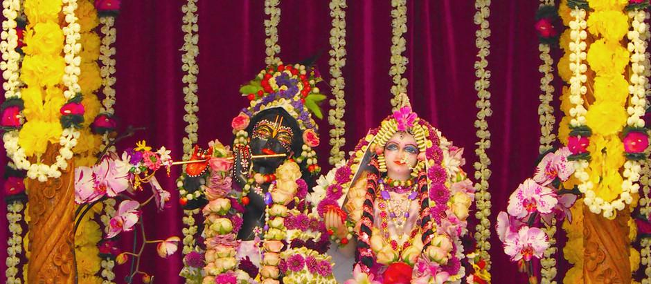 Special Darshan - 21 Years Radha Govinda