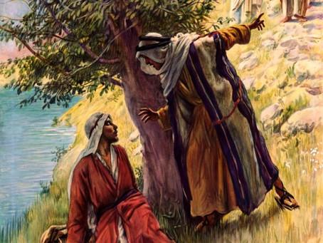 Duminica I a Postului Mare- Veniti la Dumnezeu