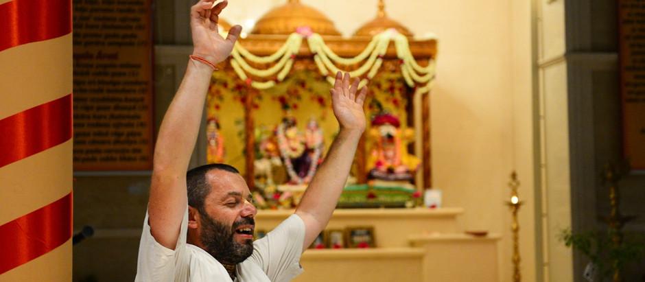 20 Jahre Sri Sri Radha Govinda