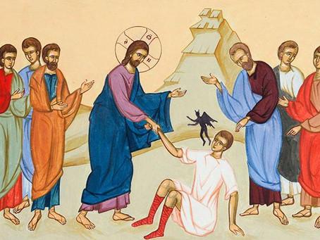 Vindecarea Lunaticului- Hristos este paza noastra
