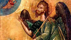 Sfîntul Ioan Botezătorul- Dece ne Botezăm prin Apă?