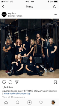 Featured by Equinox!