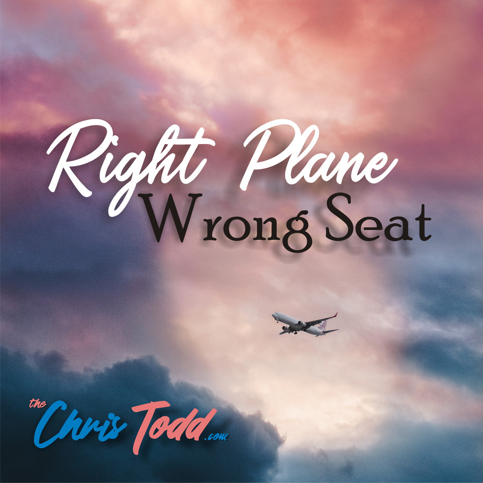 Right Plane, Wrong Seat