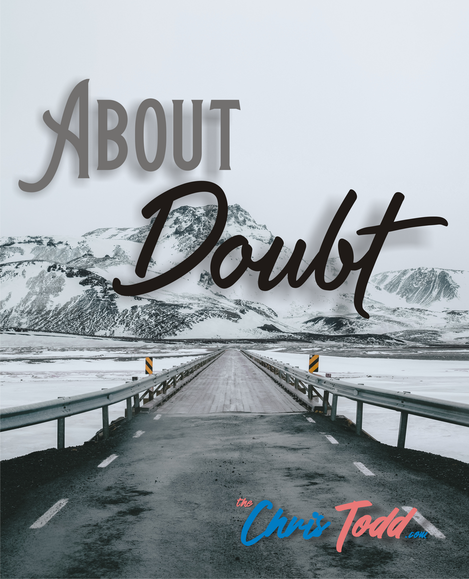 About Doubt