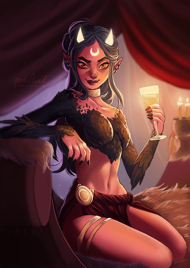 Demontress Diabolosa