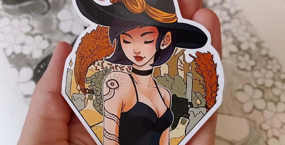 The Witch - Sticker