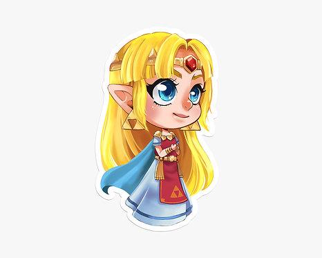 Zelda - Vinyl Sticker