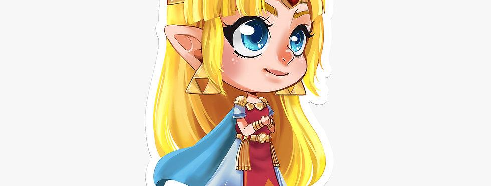 Zelda - Sticker
