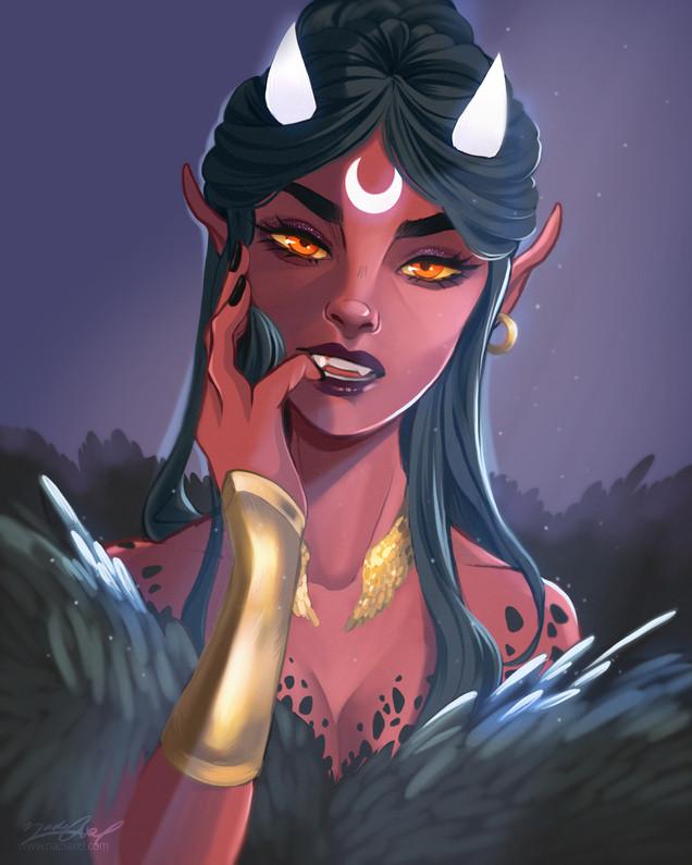 Modern Demontress