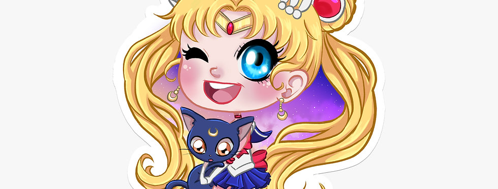 Chibi Usagi - Sticker