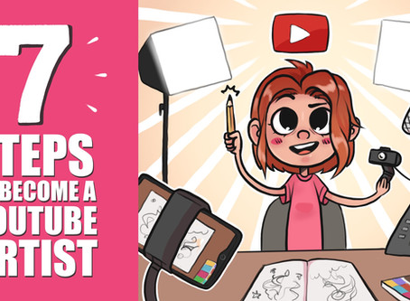 """Resources for """"A Beginner's Guide to Become a Youtube Artist"""""""