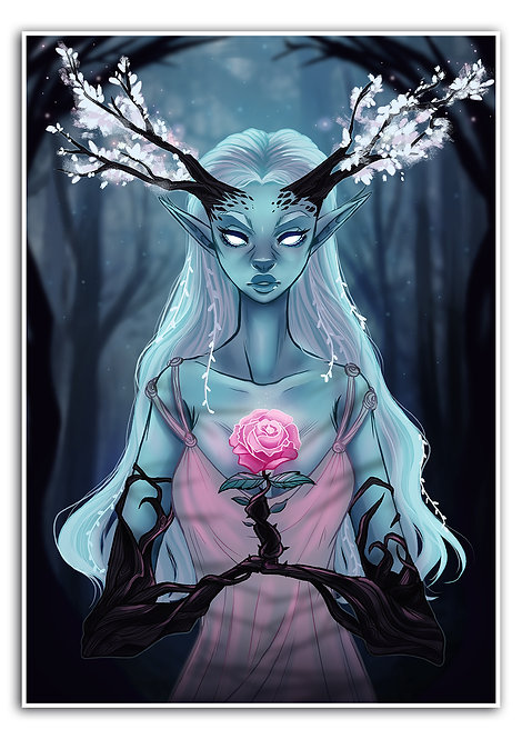 Spirit of the Withered