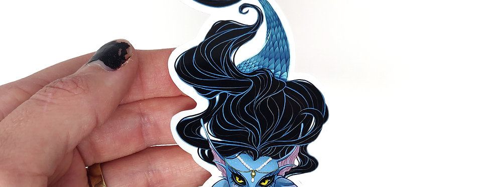 The Sirene - Vinyl Sticker
