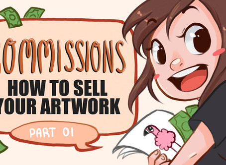 FREE Resources for Commission Artists