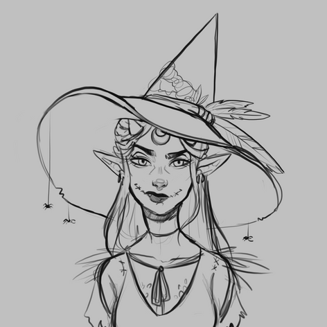 Witchy Diabolosa
