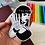 Thumbnail: No Social Skills - Vinyl Sticker