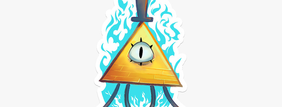 Bill Cipher - Sticker