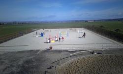 Jivaro Area et son parc d'obstacles
