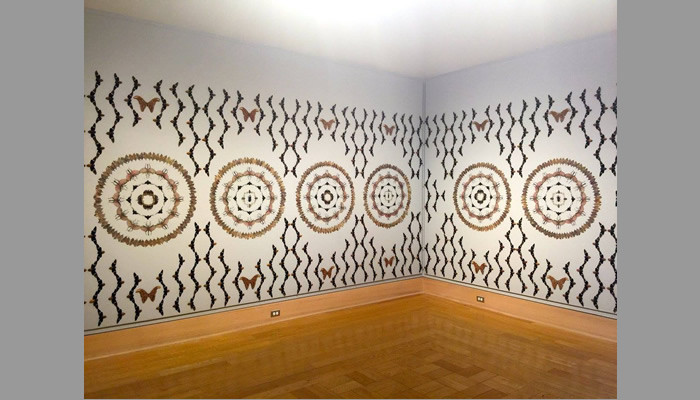 An Unnamed Need: Pattern & Beauty in Contemporary Art. 2016 Lawrence University exhibition.