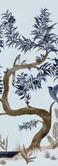 Garden Chinoiserie Wallpaper