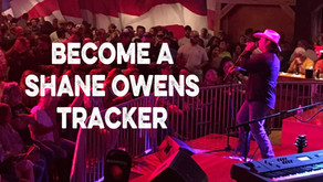 Get Instant Updates on Shane Owens Shows