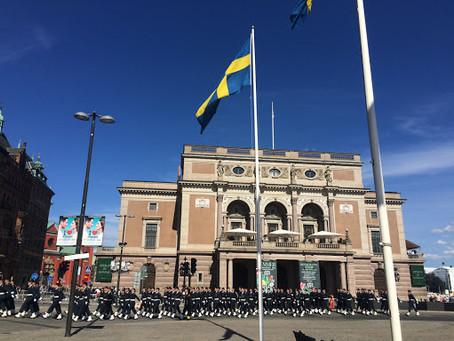旅行手記 瑞典 斯德哥爾摩留下給我的記憶