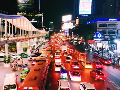 外派生活 記在來曼谷外派工作的第一星期。