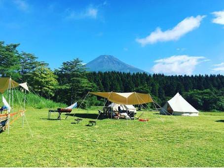 體驗分享 有種Bucket List叫去富士山露營