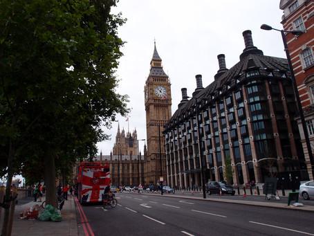 旅行手記 我眼中的英國倫敦