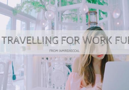 旅遊工作 你以為的旅行工作很輕鬆,但真正的出差生活跟你想像的毫不一樣。