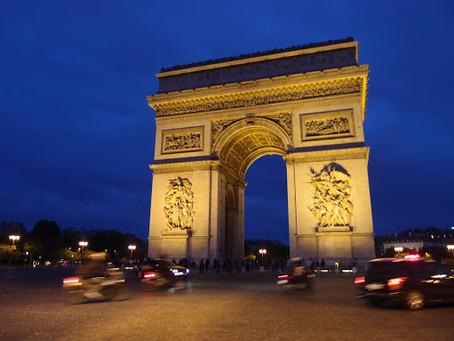旅行手記 法國 那不浪漫的巴黎假期