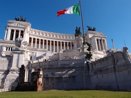 旅行手記 羅馬留給我的印象