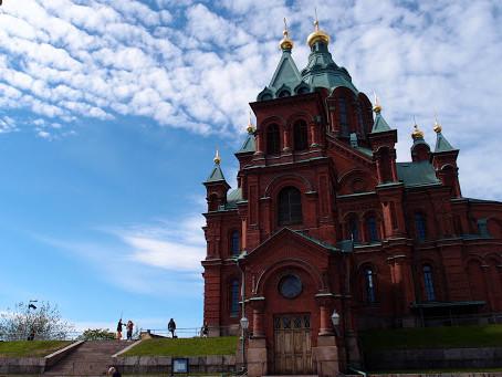 旅行手記 沒有極光,我從另一角度看芬蘭。