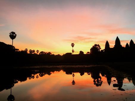 旅行手記 賣「微笑」的吳哥 - 柬埔寨