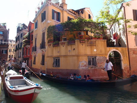 旅行手記 意大利 沒有水怪,但威尼斯卻告訴我..