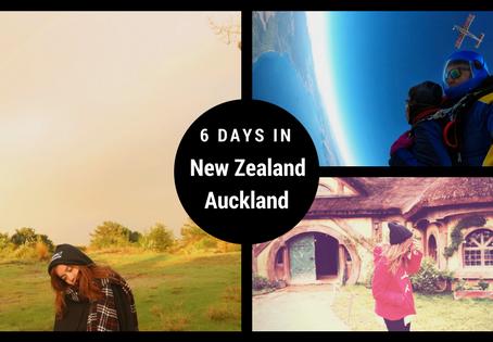 實用分享 紐西蘭北島6天自駕遊行程懶人包
