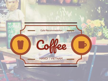 實用分享 越南 當地人推薦的河內咖啡廳