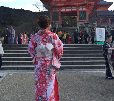 體驗分享 有種Bucket List 叫去日本京都著和服