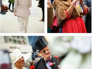 Easter parade i New York