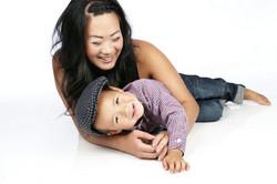 familieportrett, familiefotograferin