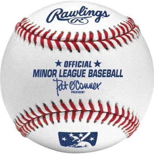 Signed Brewer Hicklen Baseball