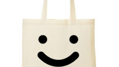 Tasche Smiley