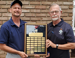 Steve and Tim Hub Scott Award July 2020