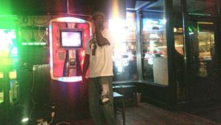 Sir Charles Rocking the Mic