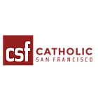 CSF Catholic San Francisco logo