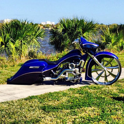 2014 Street Glide with turbo